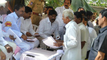 KCR received petiions from public (3)