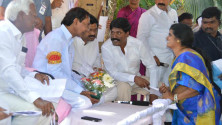 KCR received petiions from public (6)