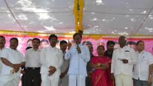KCR visit sakarasikunta in warangal (1)