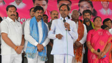 KCR visit sakarasikunta in warangal (6)