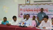 KCR warangal visit