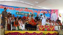 KCR warangal visit09