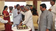 KCR-birthday-celebrations-in-Rajbhavan,-Mumbai02