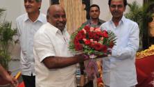 KCR-birthday-celebrations-in-Rajbhavan,-Mumbai06