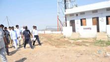 KCR visit to Yadagirigutta temple02