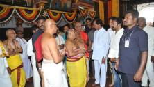 KCR visit to Yadagirigutta temple05