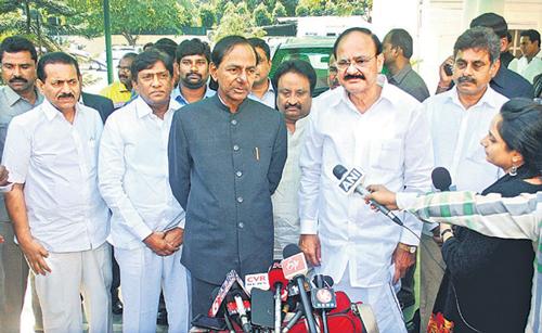 KCR-with-union-minister-venkaiah-naidu
