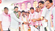 MP Vindo Kumar Launching of membership drive