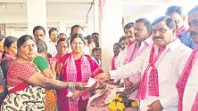 Membersip drive in Malkajgiri