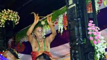 KCR attendeed Sitharamula Kalyanam in Bhadrachalam01