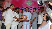 KCR participated in Samskruthika sammelanam programme (1)
