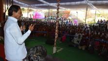 KCR participated in Samskruthika sammelanam programme (5)