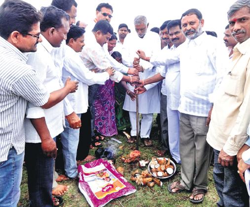 Mission Kakatiya programme