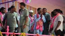 TRS Vijayagarjana Public Meet in Parade Grounds (12)