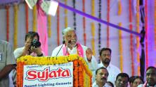 TRS Vijayagarjana Public Meet in Parade Grounds (13)