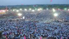 TRS Vijayagarjana Public Meet in Parade Grounds (3)