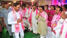 TRS Vijayagarjana Public Meet in Parade Grounds (5)