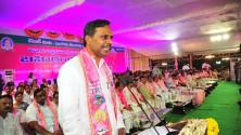 TRS Vijayagarjana Public Meet in Parade Grounds (6)