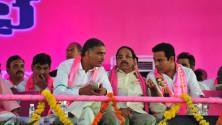 TRS Vijayagarjana Public Meet in Parade Grounds (8)