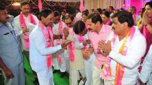 TRS Vijayagarjana Public Meet in Parade Grounds (9)