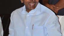 CM KCR in Interactive orientaion programme in Nagarjunasagar (1)