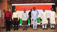 CM KCR in Interactive orientaion programme in Nagarjunasagar (10)
