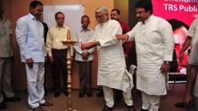 CM KCR in Interactive orientaion programme in Nagarjunasagar (13)