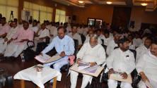 CM KCR in Interactive orientaion programme in Nagarjunasagar (22)