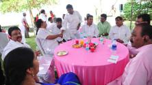 CM KCR in Interactive orientaion programme in Nagarjunasagar (5)