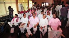 CM KCR in Interactive orientaion programme in Nagarjunasagar (6)