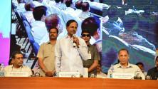 CM KCR inaugurated swachh hyderabad initiative (2)