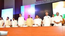 CM KCR inaugurated swachh hyderabad initiative (3)