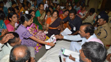 KCR participated in swachh Bharath  in Secunderabad Constituency (1)