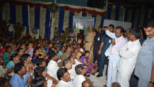 KCR participated in swachh Bharath  in Secunderabad Constituency (10)