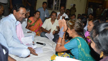 KCR participated in swachh Bharath  in Secunderabad Constituency (6)
