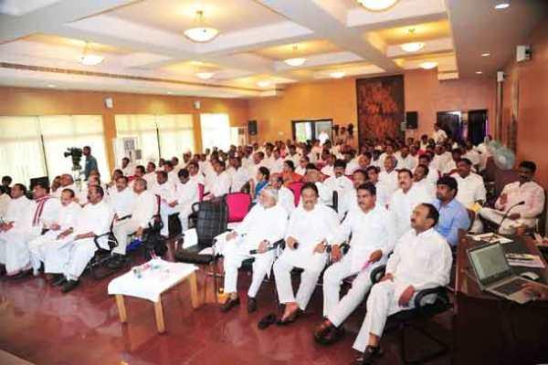Orientation programme in Nagarjunasagar