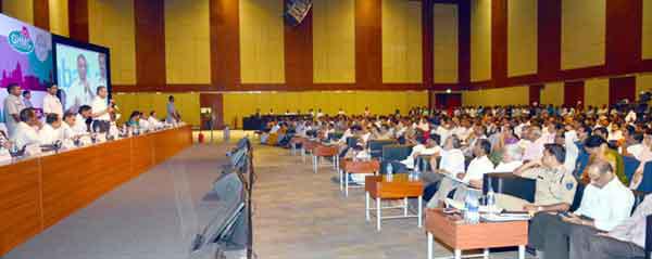 Swachh Hyderabad success meet