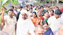 CM KCR visit to Vemulawada (1)