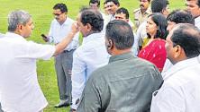 CM KCR visit to Vemulawada (12)
