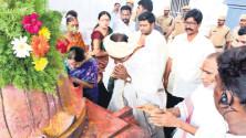 CM KCR visit to Vemulawada (7)