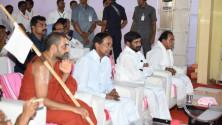 CM KCR visit yadgirigutta (1)