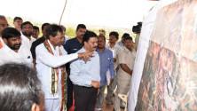 CM KCR visit yadgirigutta (4)