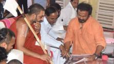 CM KCR visit yadgirigutta (6)