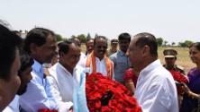 CM KCR visit yadgirigutta (8)
