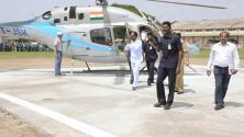 CM KCR in Harithaharam programme at peddapalli (3)