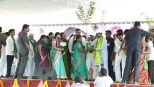CM KCR in Harithaharam programme at peddapalli (6)