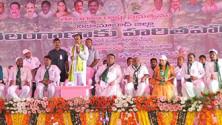 CM KCR participated in Harithaharam program in Nizamabad districrt (10)