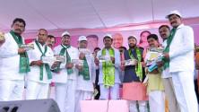 CM KCR participated in Harithaharam program in Nizamabad districrt (4)
