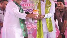 CM KCR participated in Harithaharam program in Nizamabad districrt (8)