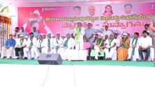 CM KCR participated in Harithaharam program in Nizamabad districrt (9)